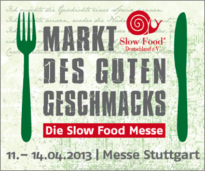 Slow, Food, Messe, Stuttgart