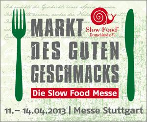 Slow, Food, Messe, Stuttgart