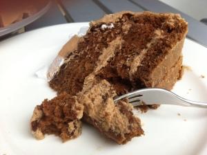 vegan, Torte. backen. selbst, LeHa, Schlagfix, Schlagcreme, Mokka