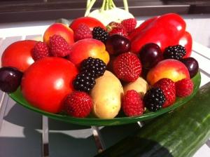 Obst, Gemüse, saisonal, regional, vegan, vegetarisch, einkaufen, Hofladen, Remstal