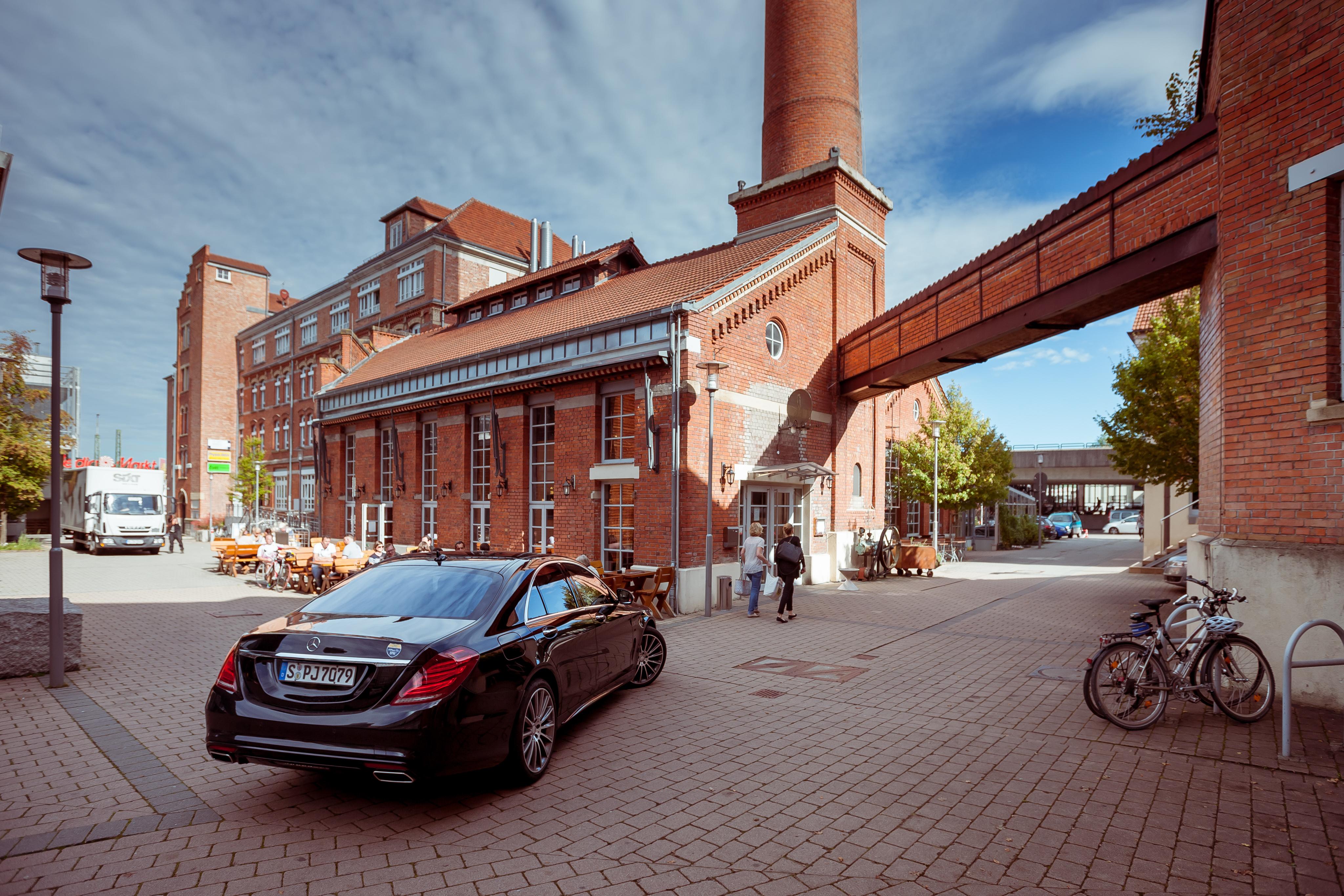 Gottlieb Daimler und das Kesselhaus: Zwei Schorndorfer, die gut ...