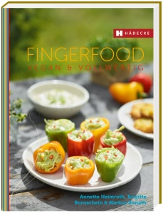 Fingerfood, Party, Buffet, vegan, vegetarisch, vollwertig, lecker, gesund, preiswert