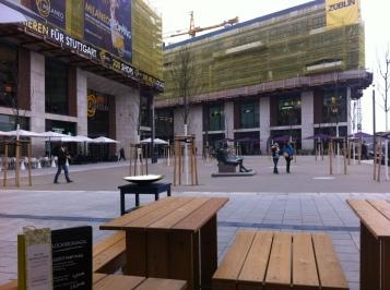 Milaneo, Stuttgart, Shopping, Restaurants, Einkaufen