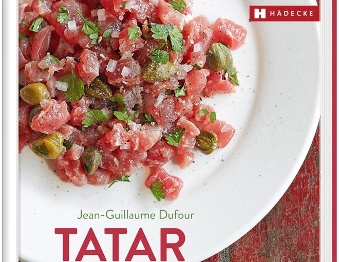 Tartar von Fleisch, Fisch, Gemüse und Obst plusGewinnspiel