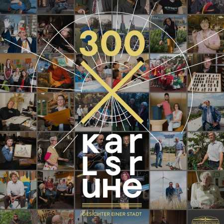 300 x Karlsruhe