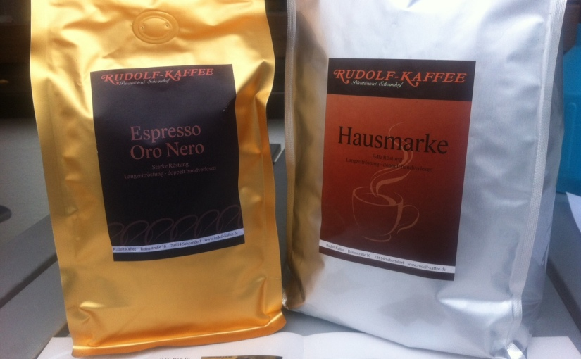 Rudolf – Der Kaffee ausSchorndorf