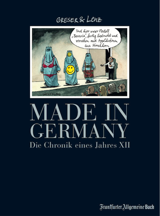 Greser& Lenz: Made in Germany – 2016 war doch witzig?!
