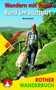 Rother Wanderbuch_Wandern mit Hund Stuttgart_Cover