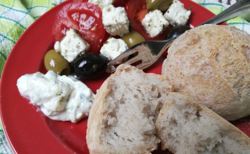 Hertzberg/François: Glutenfreies Fünf-Minuten-Brot
